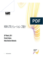 LTE Overview NSN 20110422
