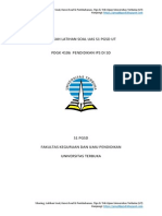 Pdgk4106 Pendidikan Ips Di Sd