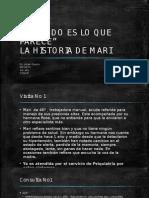 Caso Clinico M.F