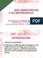 Síndromes geriátricos