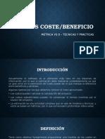 Análisis Coste- Beneficio
