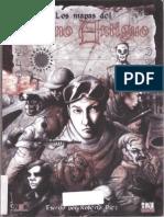 Los Mapas Del Reino Antiguo (Campaña Autojugable Estilo Lovecraft) (d20 Moderno y FUDGE) (2007) (OCR)