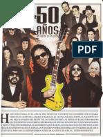 50 Años de  Rock
