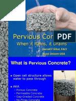 S34 Pervious Concrete LTC2013