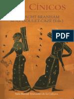 Autores Varios, Los Cínicos. El Movimiento Cínico en La Antiguedad y Su Legado