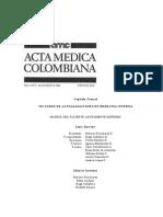Acta Medica Colombiana 89