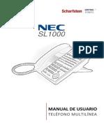 Sl 1000 Uso Multiline A