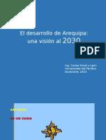 El Desarrollo de Arequipa