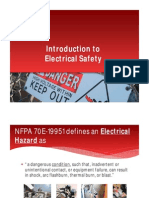 01 Introduction to Electrical Safety