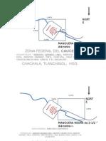 Planos Zona Federal M.I.y Cauce y Lugar de Manantiales