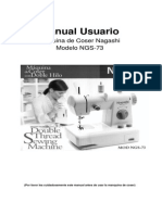 Manual Usuario Nagashi GGS-73