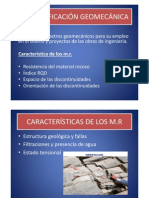 CARACTERISTICAS GEOMECANICAS