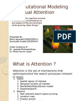 Computational Modeling of Visual Attention (1)