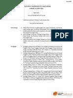 Perda Kota Mataram Nomor 13 Tahun 2011 Tentang Pajak Penerangan Jalan
