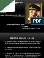 ODRIA 1948-1956