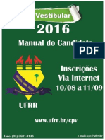 UFRR Manual Vestibular 2016