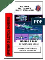 E2004_Computer Aided Design 1_UNIT0