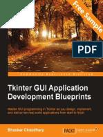 Tkinter GUI Application Development Blueprints - Sample Chapter