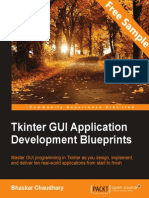 Tkinter GUI Application Development Blueprints - Sample Chapter