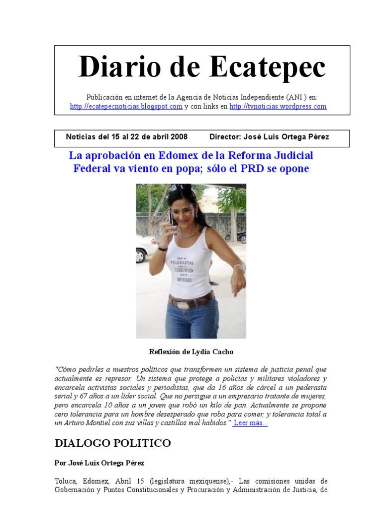 296dfed072 Diario de Ecatepec 15 al 22 de abril
