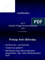 Konsep Terapi Anti-Infeksi