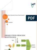 Biofuel production process
