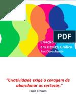 Criação e  Inovação em Design Gráfico  aula 2