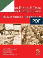 Buku Balada Buruh Perempuan WRI