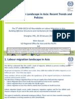 Labour Migration Landscape in Asia