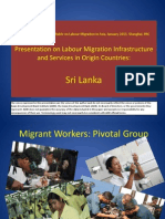 Country Presentation - Sri Lanka