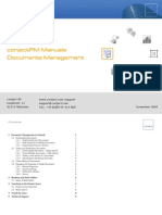 CPM Manual Document Management