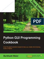 Python GUI Programming Cookbook - Sample Chapter