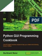 Python GUI Programming Cookbook - Sample Chapter