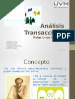 Análisis transaccional (1)