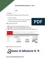 Tutorial 1 - Java WEB