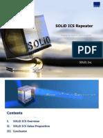 SOLiD ICS_TeSOLiD ICS_Technical Principlechnical Principle