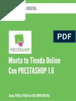 Manual Prestashop 1-6