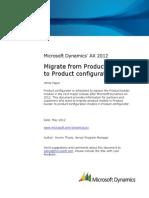 Configurator Microsoft Dynamics AX 2012