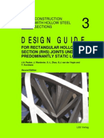 Design Guide for Hollowe Sections