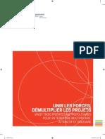Les 23 priorités des conseils de développement à Aix Marseille Provence