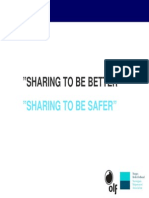 Sharing to Be Better #5