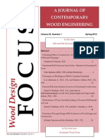 Wood Design - 2013 Spring Issue