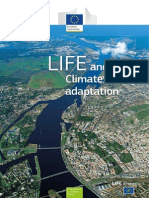 LIFE and Climate Change Adaptation
