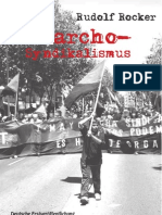 Rudolf Rocker - Anarcho-Syndikalismus (1937)