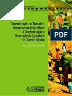 Discriminação no Trabalho- Mecanismos de Combate à Discriminação e Promoção de Igualdade de Oportunidades