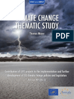 Life and Climate Change Report