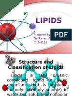 Lipids (Presentation)