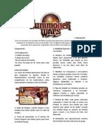 Summoner Reglamentov3