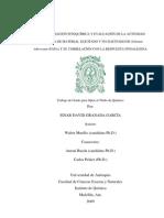 CARACTERIZACIoN FITOQUiMICA Y EVALUACIoN DE LA ACTIVIDAD FUNGICIDA DE MATERIAL ELICITADO Y NO ELICITADO DE Solanum tuberosum (PAPA) Y SU CORRELACIoN CON LA RESPUESTA FITOALEXINA