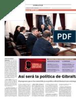 151202 La Verdad CG- Así Será La Política de Gibraltar en Los Próximos Cuatro Años Pp.8 y 9